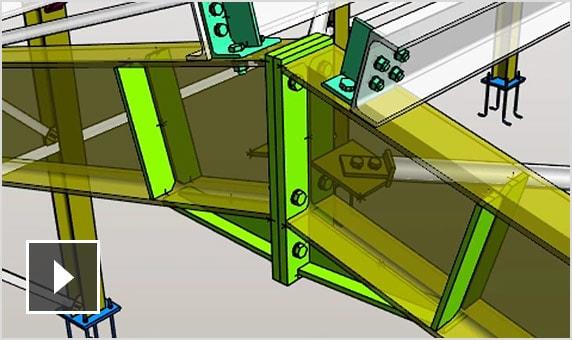 Vídeo: Dynamo para la inserción de uniones de acero