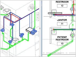 Revit MEP documentation