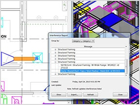Revit MEP integrated design