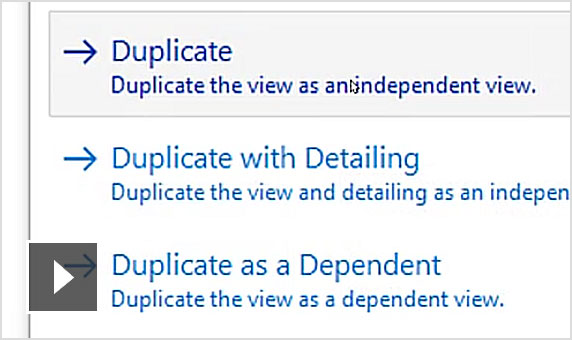 How to duplicate sheets in Revit 2022.1
