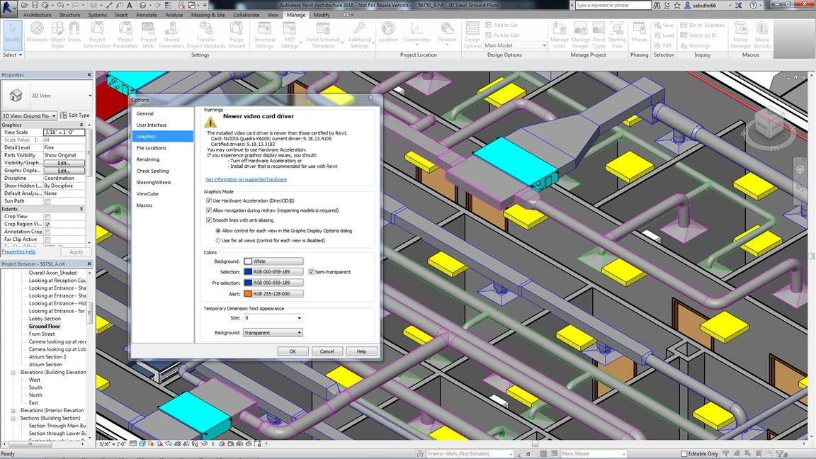 Revit rants revit 2016 what 39 s new a commentary Home modeling software