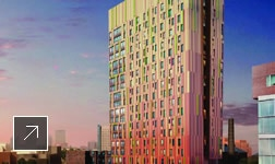 Odeh Engineers using BIM to construct the MassArts residential hall in Boston