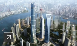 Architectural firm Gensler uses Autodesk BIM solutions to build the Shanghai Tower