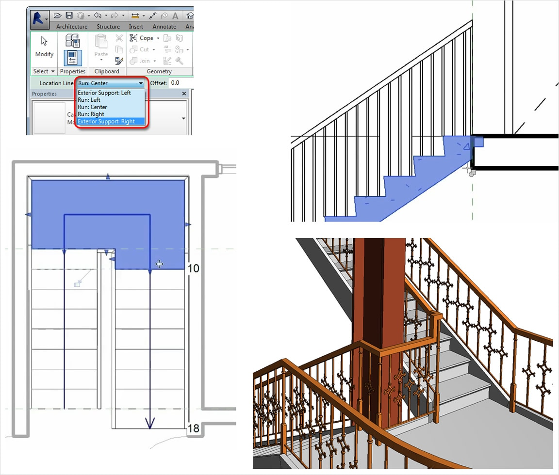 how to create cable tray family in revit