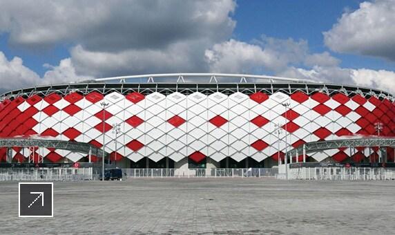 Стадион для ФК «Спартак» по BIM-технологии