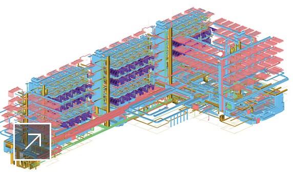 BIM hält Ingenieurgesellschaft HPI Himmen auf der Erfolgsspur
