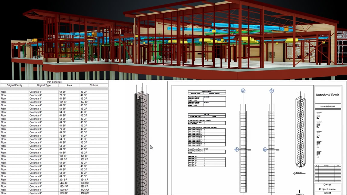 Gain construction insight from design models