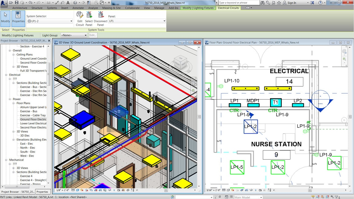Autodesk Revit Bim Software Kanisco
