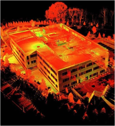 Use point cloud tools to connect laser scans into Revit