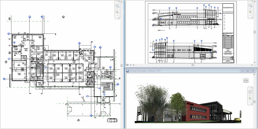 Create Elevation Plan In Revit : Revit architecture autodesk