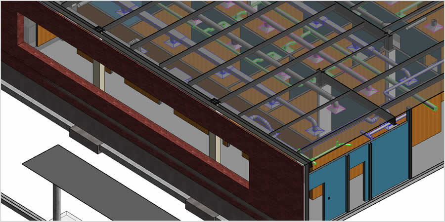Share model data with engineers and contractors from within Revit