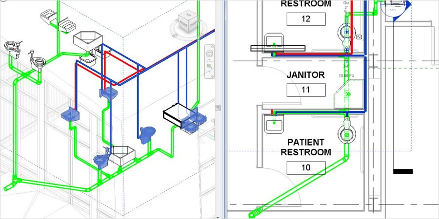 Documentazione MEP con Revit
