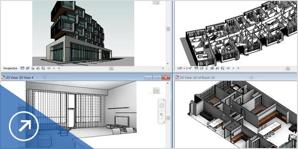 Programmi per progettare case revit lt autodesk for Programmi progettazione 3d