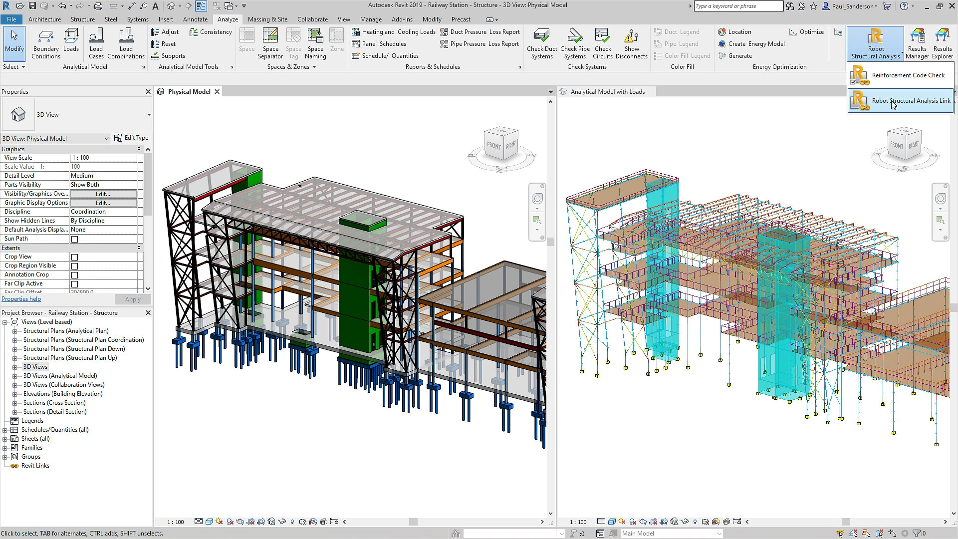 How much is Autodesk Robot Structural Analysis Professional software?