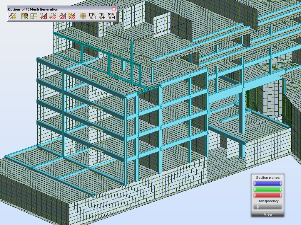 model analysis of structures pdf