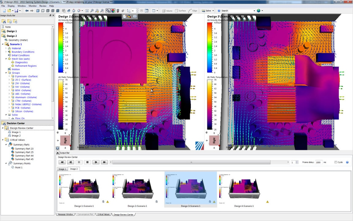 fluid  thermal  u0026 structural simulation