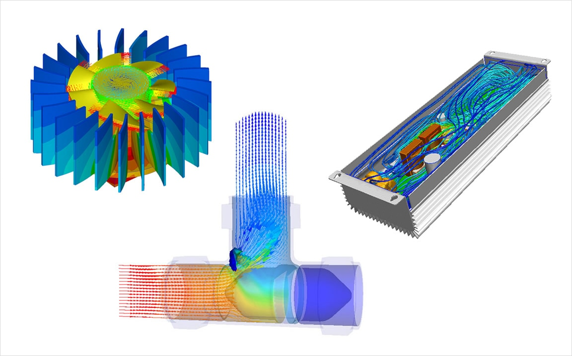 Fluid, Thermal & Structural Simulation | Autodesk Sim 360 Pro