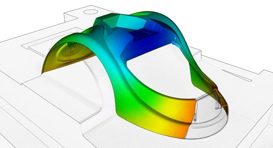 Injection Moulding Simulation