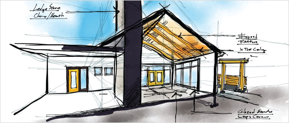 Architecture firm uses SketchBook to ideate