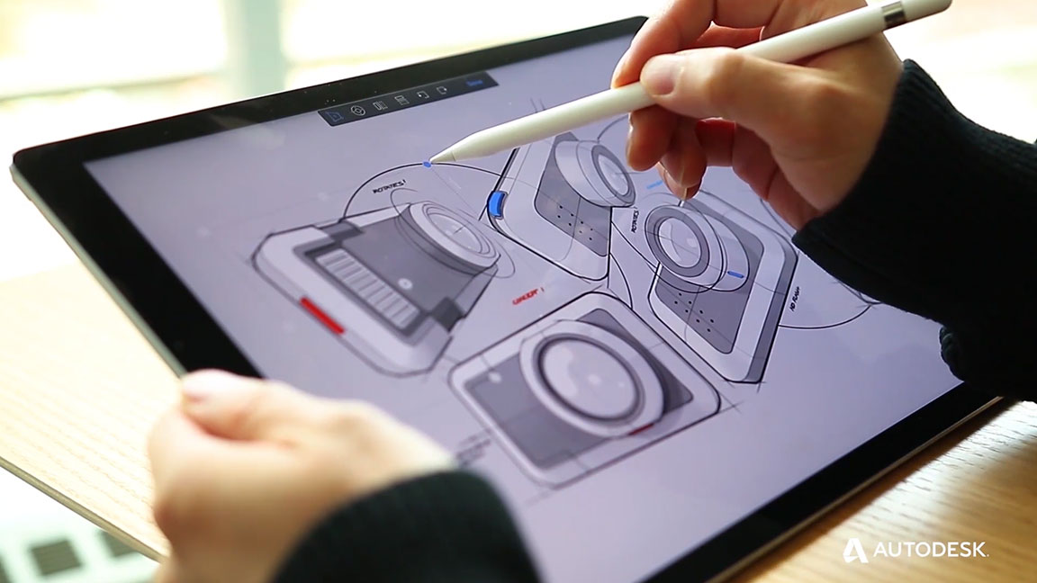 Sketchbook Painting And Drawing Software Autodesk Official Store