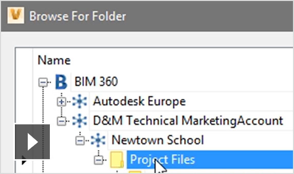 Video: Project sync for BIM 360