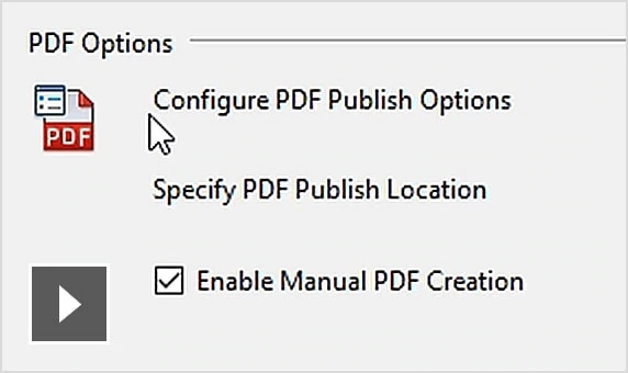 Video: How to create and share 2D PDFs from Vault PDM