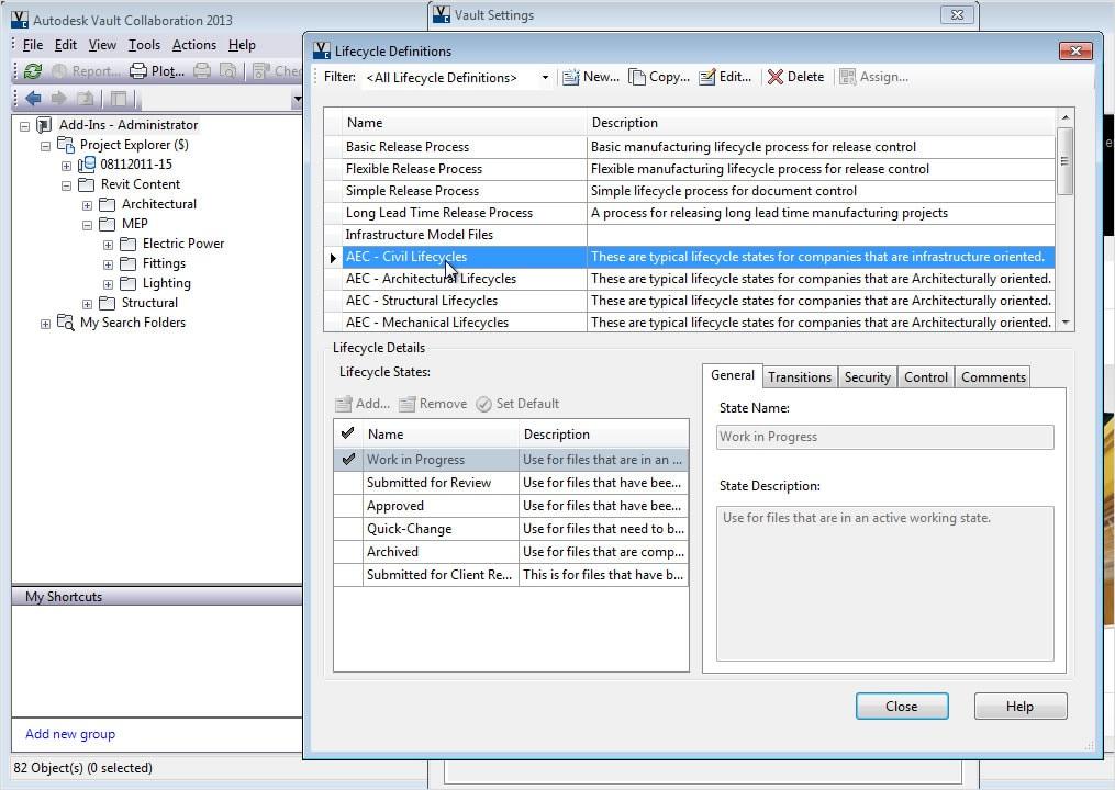 期限内でのすばやい PDM ソフトウェア Vault の配置