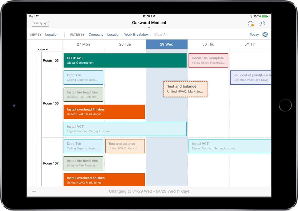 Lean construction management software bim 360 plan for Plan 360