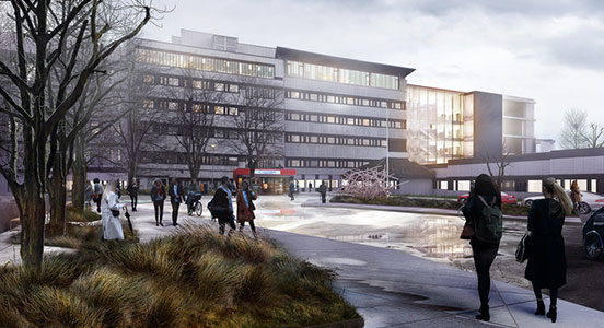Momentum uses BIM collaboration on complex hospital project