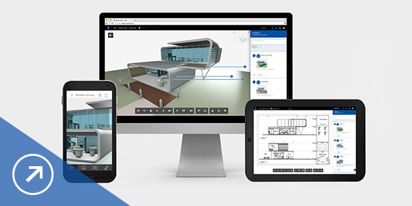 View Revit models on mobile devices