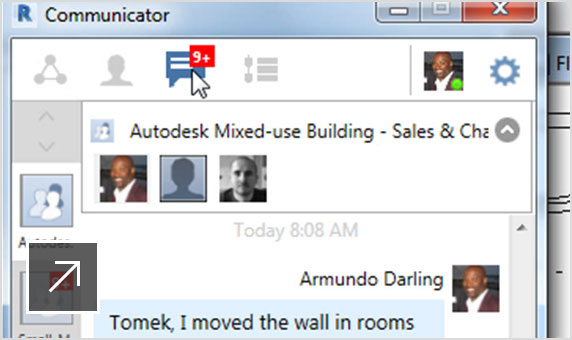 Revit for Collaboration: work with Revit project models