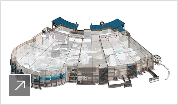 McCarthy uses Collaboration for Revit to coordinate concrete structures