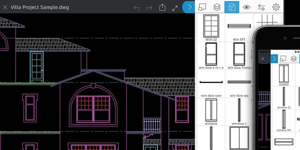 What is dwg dwg viewers file format info autodesk for Autodesk online home design