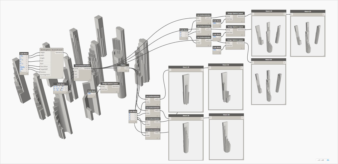 Test and iterate designs using simple data, logic, and analysis-autodesk