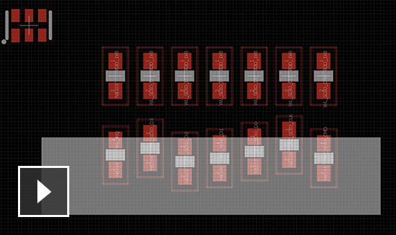 PCB object alignment