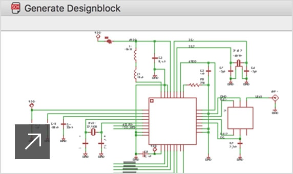 PCB layout software has new modular design blocks