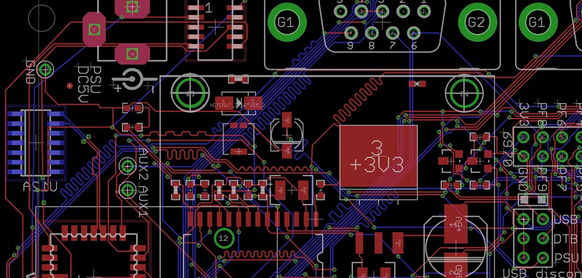 PCB Design & Schematic Software | EAGLE | Autodesk