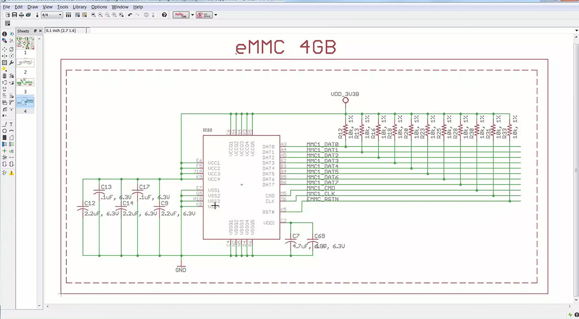 Eagle Pcb Design And Electrical Schematic Software Autodesk