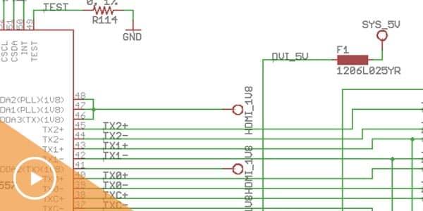 EAGLE – Bearbeitungssoftware für Stromlaufpläne