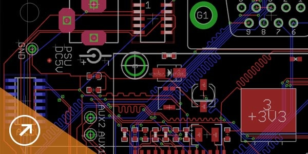 PCB layout and routing tools