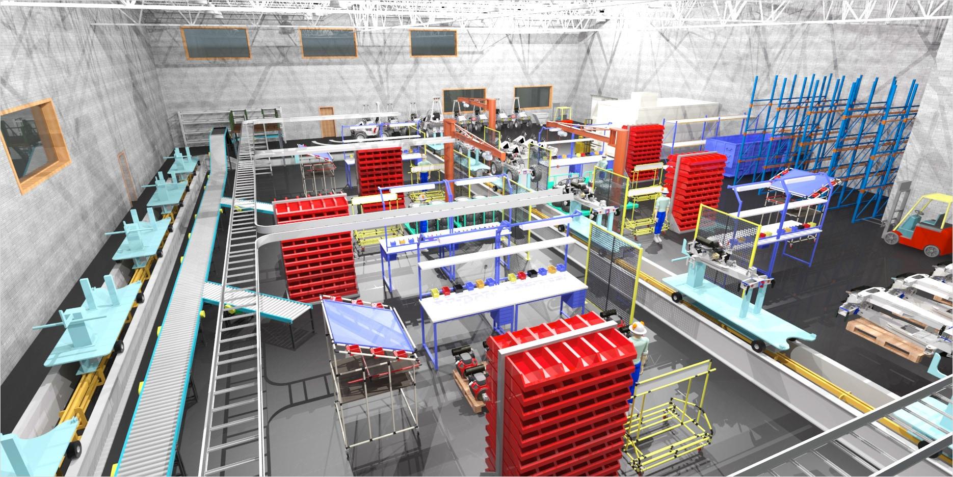 Factory Design Utilities | Factory Design Software | Autodesk