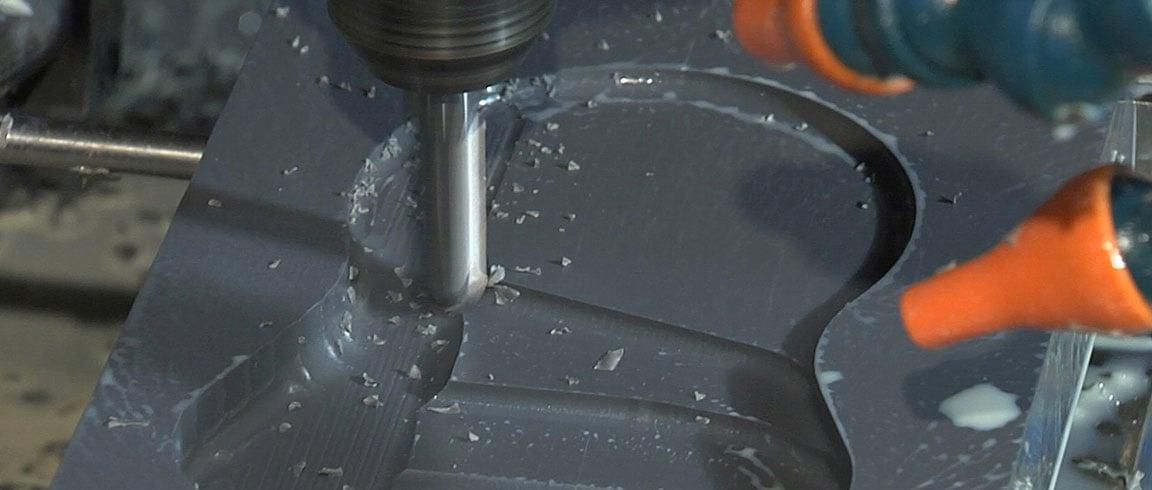 Film: firma D&D Engineering skraca czas produkcji części dzięki oprogramowaniu FeatureCAM