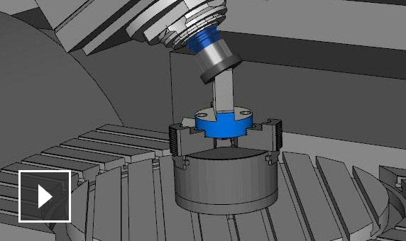 Video: Use the axis limits of your machine tool to automatically determine the standard or alternate