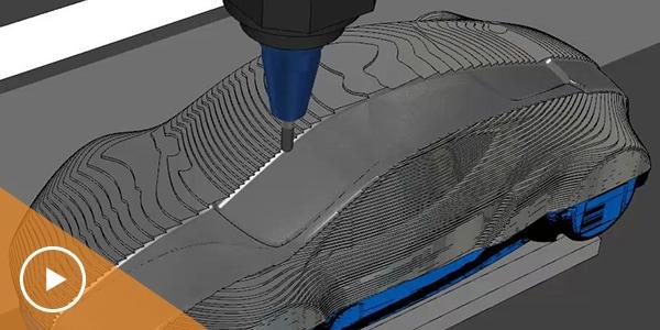Film: Frezowanie i toczenie CNC