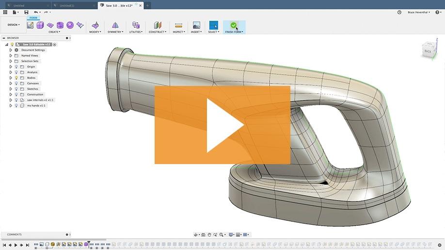 Fusion 360 Features | Online CAD/CAM Design Software | Autodesk
