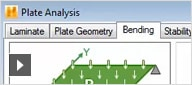 ビデオ: 複合材設計パターンのための単純な構造シミュレーション