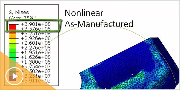 Video: Import Moldflow results for FEA analysis