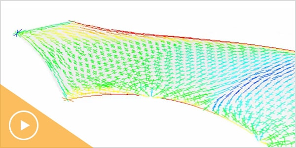 Video: Support for Moldflow materials for FEA