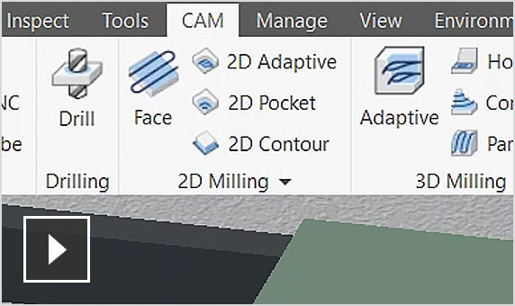 Video: Integrated CAD/CAM