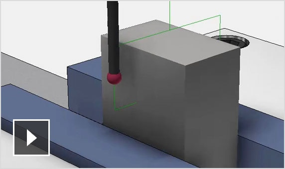 Video: CNC-based probing